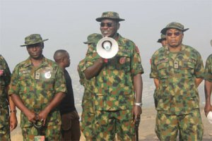 Buratai, security