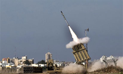Iron Dome, Israel Missile Defence System