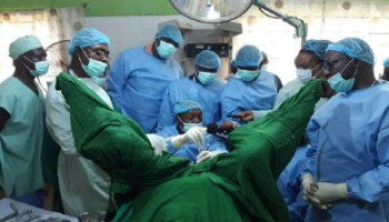 Image result for , Fistula operating theatre to Borno