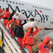 NEMA again receives 136 Nigerians from Libya