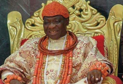 Olu of Warri alive, he was given medical assistance – the Palace