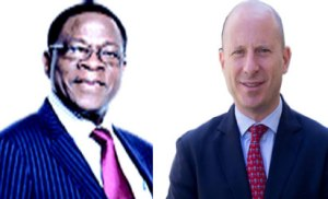 •NB Chairman, Chief Kolawole Jamodu & •NB MD, Jordi Borrut Bel