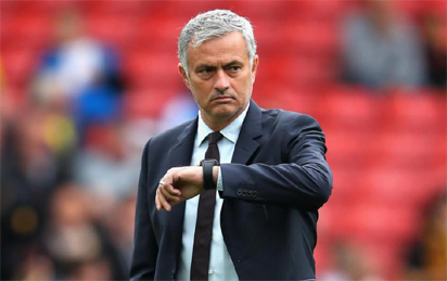 I'm not happy, I don't have the players to work with – Mourinho 2