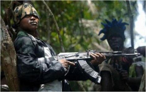 Gunmen kidnap