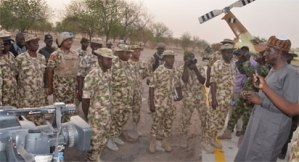 Troops, insurgency, Nigeria News