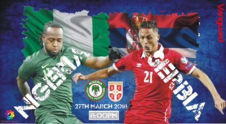 Nigeria vs Serbia: Matic, Ivanovic, teammates wary of Eagles attacking talents