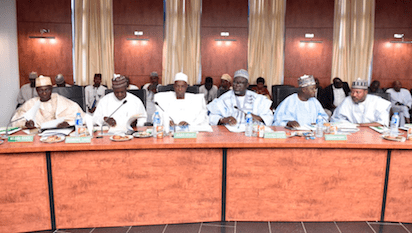 Northern govs beg FG to equip military, others to deal with insecurity in zone