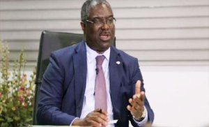 Chairman of the Federal Inland Revenue Service, Mr. Tunde Fowler