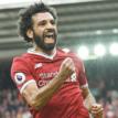 Salah hat-trick takes Liverpool past Bournemouth
