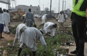 Lagos, environmental sanitation