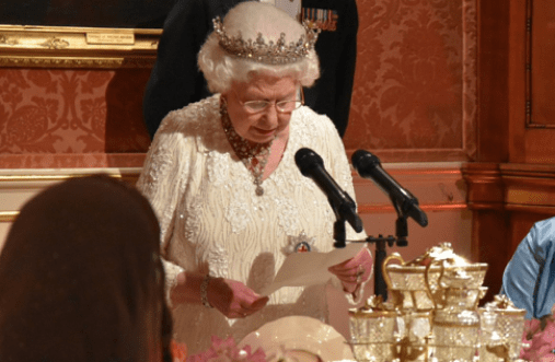 British Queen calls for urgent solution to Prince Harry crisis