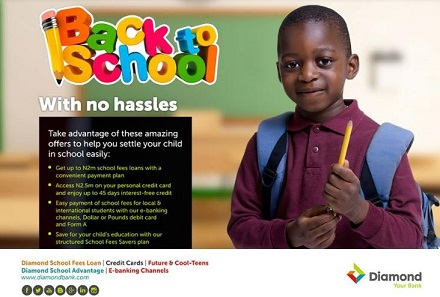 Get up to N2m School fees loan for your ward with no stress