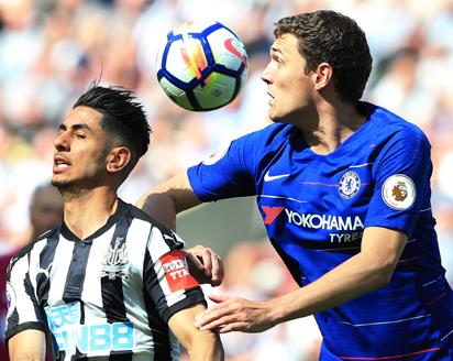 Newcastle Vs Chelsea How Perez Killed It Vanguard News