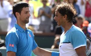 Djokovic sets up Nadal semi-final clash in Rome