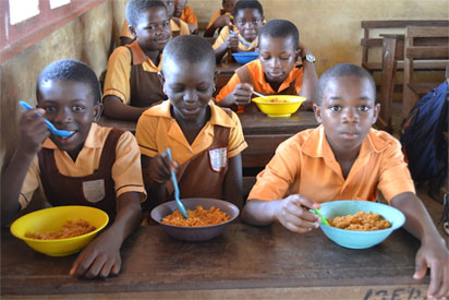 Lawyer faults FG over continuation of school feeding programme during lockdown
