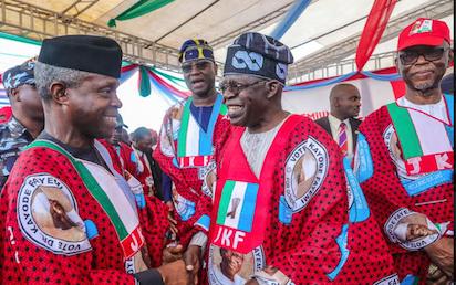 2019: Tinubu hails Osinbajo as Lagos APC adopts direct primaries - Vanguard  News