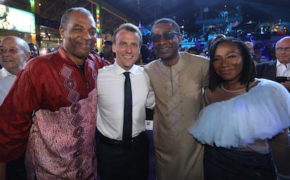 Emmanuel Macron's visit confirms Afrikan Shrine is the place to be – Femi Kuti 1