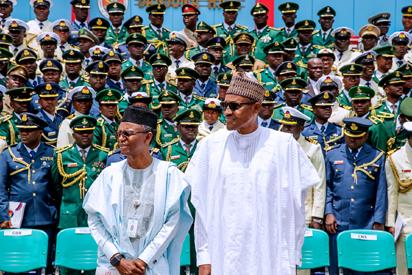 Buhari to El-Rufai: Your entry into public service was accidental…