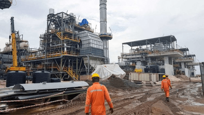 Dangote refinery cargo responsible for increase in cargo throughput