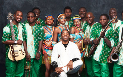 Femi Kuti thrills New Yorkers with electrifying performance 2