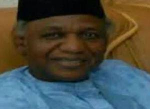 Former Gombe State Governor, Abubakar Hashidu is dead