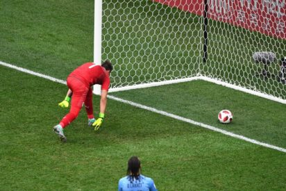 Godin refuses to blame keeper for Uruguay loss 1