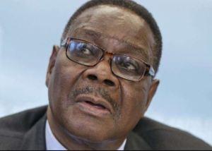 President Peter Mutharika ,Malawi