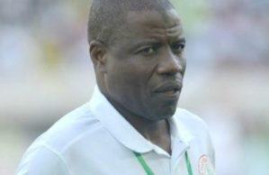 Nigeria's top football coach, Salisu Yusuf
