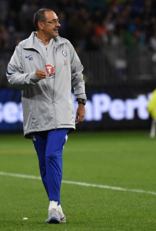 Sarri begins life in Chelsea with win over Perth Glory 3