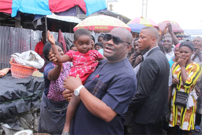 Wike, Rivers election, INEC