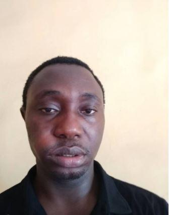 Rev. Fr. Daniel Tochukwu Akubue, the parish priest of St. Mary's Parish, Ada-Obollo