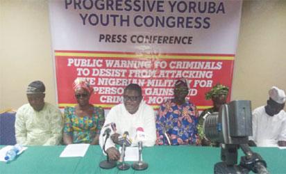 Progressive Yoruba Youth Congress