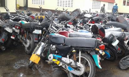 motorcycles, Katsina