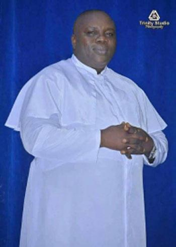 *Murdered Rev. Fr. Jude Egbom