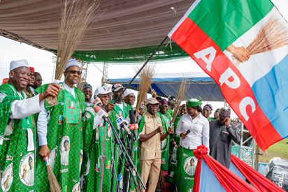 By-election: APC tasks security agencies over alleged