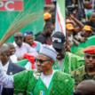 Lawmaker donates 110 vehicles to Buhari's campaign