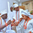Ooni of Ife's Luxurious gifts to queen