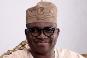 The Oyo PDP faction insults Kola Balogun for commenting on Fayose
