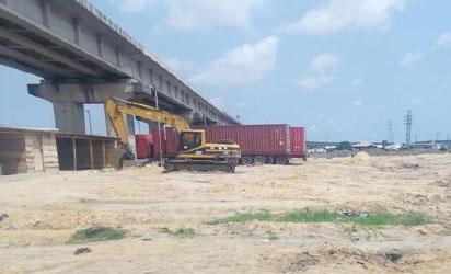 Apapa gridlock: Contractor abandons 1000-capacity truck terminal site