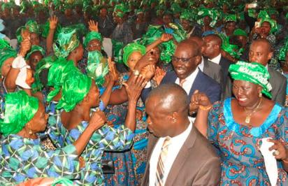 Edo govt charges women on frontline role in politics - Vanguard News