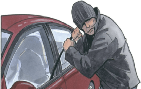 Bad news to car thieves and hijackers Good news to car owners