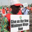 NLC threatens strike over minimum wage
