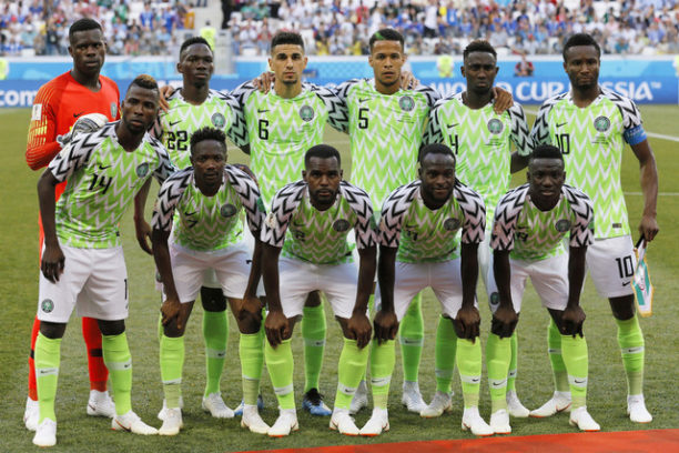 Super Eagles, AFCON