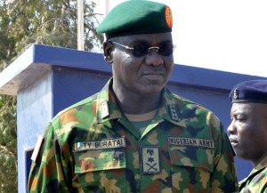 Reward for gallantry, Gen. Buratai's leading example