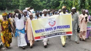 Pensioners, minimum wage