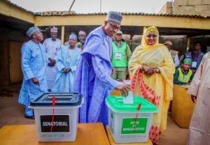 2019 presidential election, YIAGA