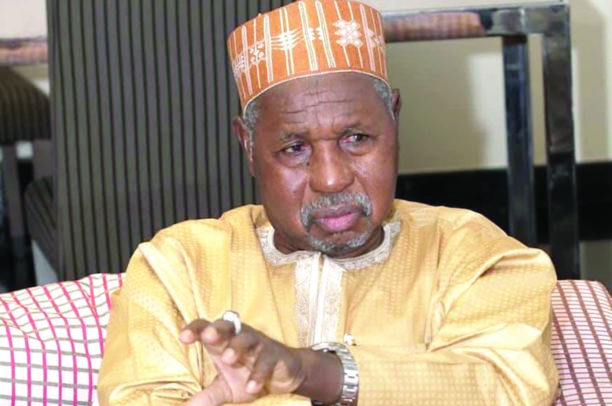 The Masari government is signing the budget law for N216.6 billion for 2021