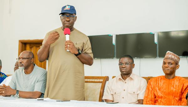 Edo 2020: Group, Senator Obende galvanise support for Obaseki/Shaibu re-election - Vanguard News