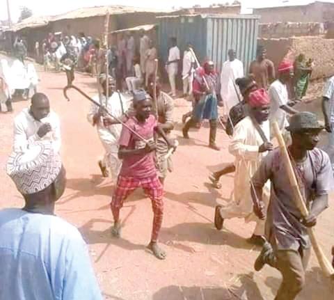 Suspected political thugs invade Bauchi NUJ premises
