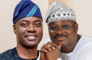 COVID-19: Ajimobi wishes Makinde quick recovery